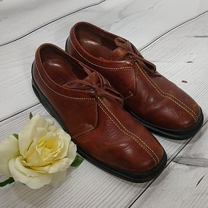 Cole Haan Air Leather Lace Up Oxfords Sz 10M